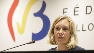 Bénédicte Linard, ministre de la Culture en Fédération Wallonie-Bruxelles