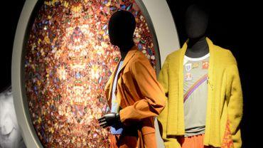 """Vue de l'exposition """"Inspirations"""" au MoMu d'Anvers"""