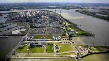 L'écluse la plus grande au monde inaugurée à Anvers