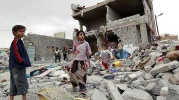 Le conflit au Yémen tue ou blesse 8 enfants chaque jour, selon un rapport de l'Unicef
