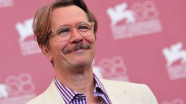 """Gary Oldman a incarné le commissaire James Gordon dans la trilogie """"Batman"""" de Christopher Nolan"""