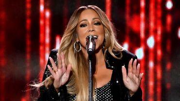 """Le tube de Mariah Carey, """"All I want for Christmas is you"""" a battu le record d'écoutes en un jour sur la plateforme de streaming musical Spotify."""