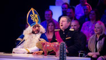 Saint-Nicolas et le roi Albert II