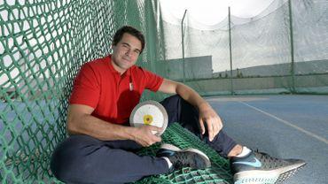 Athlétisme : Philip Milanov