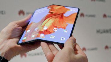 Le Mate X de Huawei rencontre un joli succès en Chine malgré son prix