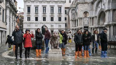 L'Unesco exhorte à la relance du projet MOSE pour Venise.