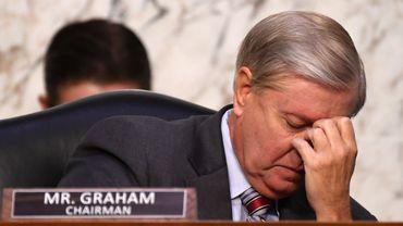 Le sénateur républicain Lindsey Graham.