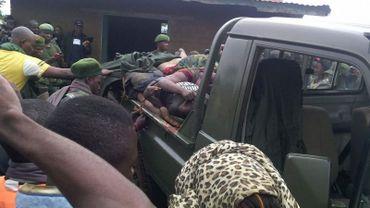Pas d'obsèques officielles pour les victimes d'un massacre dans l'est de la RDC