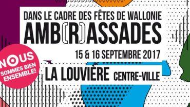 Venez vous éclater avec VivaCité demain à La Louvière aux Fêtes de Wallonie