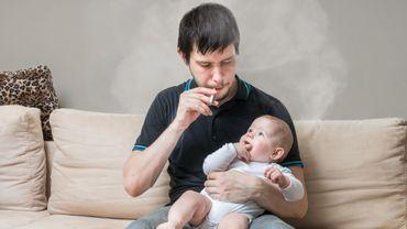 Encore trop de personnes exposées au tabagisme passif.