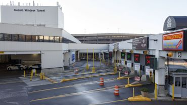 Suite au coronavirus la frontière entre Canada et USA reste encore fermée pour au moins un mois