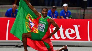 Le vétéran portugais Nelson Evora enfin titré au triple saut