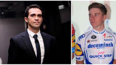 """Contador : """"Convaincu qu'Evenepoel peut gagner le Giro dès cette année"""""""
