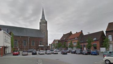 L'église Saint-Amand de Luingne, où se dérouleront les funérailles