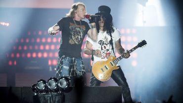 Pas de Guns N' Roses pour Terminator