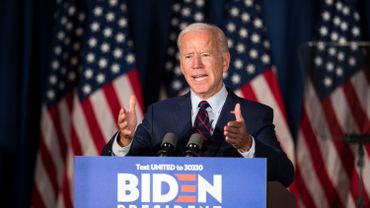 Joe Biden appelle à la destitution de Donald Trump