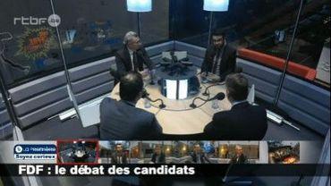 Quel président pour les FDF ? Le débat en vidéo