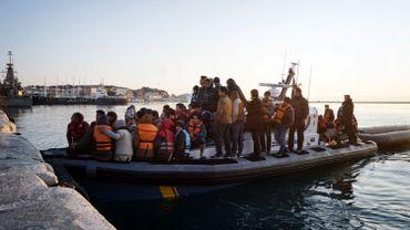 Le patron de Frontex appelle les Européens à intensifier les expulsions de clandestins