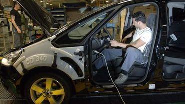 312 salariés de Ford Genk continueront à travailler après la fermeture