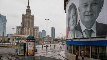 """Pologne : le gouvernement Tusk """"moralement"""" responsable de la mort du président Kaczynski"""