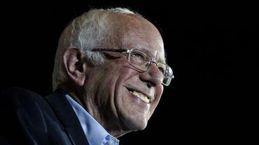 Bernie Sanders, 78 ans, est le candidat le plus à gauche de la primaire démocrate.