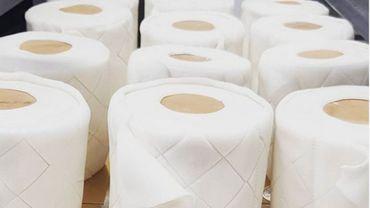 Insolite : le gâteau en forme de rouleau de papier toilette