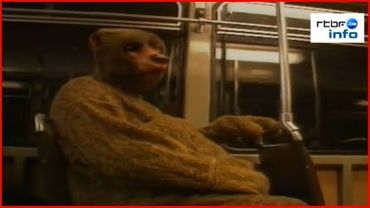 Le métro d'Anvers