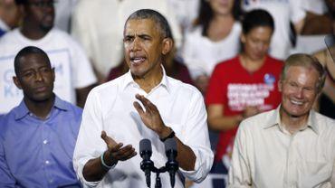 Elections Midterms aux Etats-Unis: un duel inattendu entre Trump et Obama