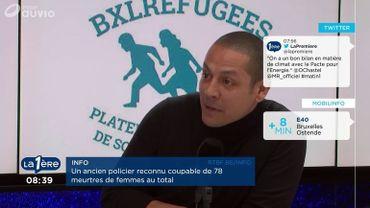 """""""La migration va être un sujet électoral, mais les 700 personnes que nous avons en Belgique ne sont pas le problème"""""""