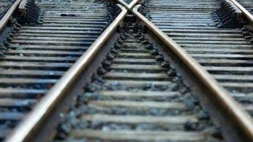 Un train de meulage déraille sur la ligne 130 B Namur-Charleroi : le trafic légérement perturbé