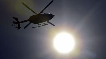 L'hélicoptère civil, qui transportait six Népalais à Katmandou, a perdu le contact avec le contrôle aérien une trentaine de minutes après avoir décollé de la région de Gorkha (ouest).