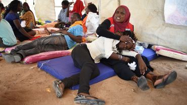 Des rescapés de l'assaut de l'université Garissa