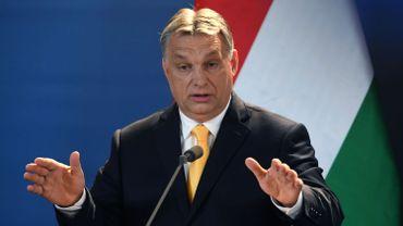 Législatives en Hongrie Viktor Orban conserve sa majorité des deux tiers au Parlement