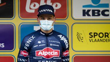 Tirreno-Adriatico: La 7e étape pour Mathieu van der Poel, Simon Yates reste leader