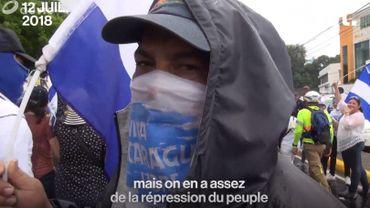 Au Nicaragua, le pays sous haute tension pour réclamer le départ du Président Ortega