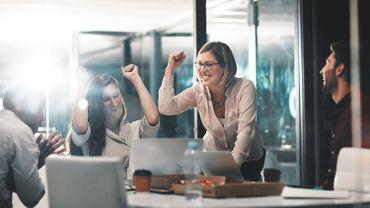 """La compétition en entreprise, on a tous un collègue qui dit en """"vouloir plus"""""""