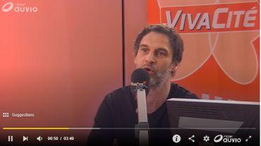 Sébastien Roy, directeur du Samusocial