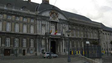 Liège , palais de justice