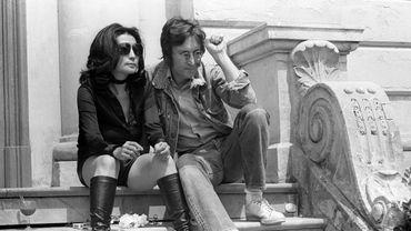 Yoko Ono et John Lennon en 1971