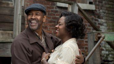 """Viola Davis et Denzel Washington dans """"Fences"""""""