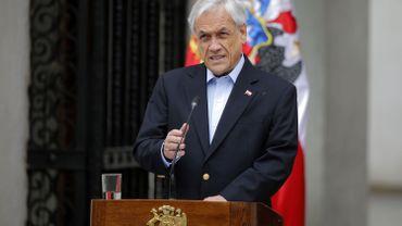 Emeutes au Chili: l'état d'urgence sera levé dimanche à minuit