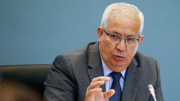 Diego Aquilina, le patron de l'assureur Intégrale