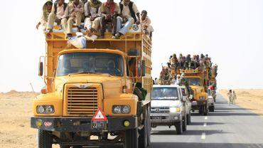 L'Algérie expulse près de 400 migrants africains vers le Niger