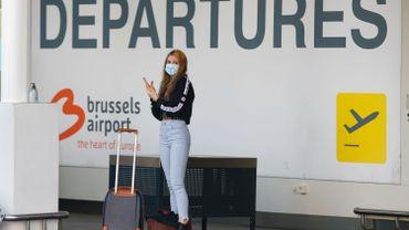 Brussels Airport va proposer un laboratoire mobile de tests coronavirus