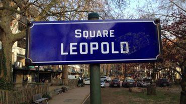 Le collectif de sauvegarde du parc Léopold (à Namur) ne veut pas entendre parler de la destruction des arbres pour laisser place au futur centre commercial.