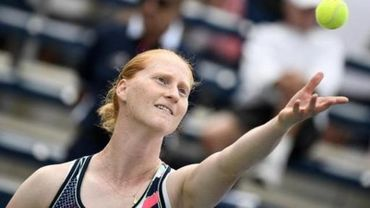 WTA Québec - Van Uytvanck avance en quarts
