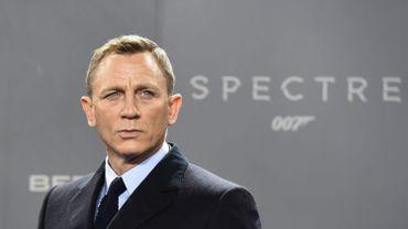 """Daniel Craig a joué dans 4 """"James Bond"""""""