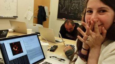 Katie Bouman cyberharcelée : Sur Wikipédia, une guerre larvée pour plus d'égalité