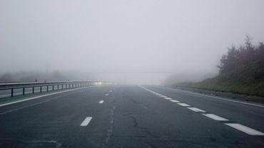 L'IRM lance un avertissement aux routes glissantes et au brouillard