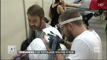 Le Tatouage Un Phenomene Qui Touche Toutes Les Generations